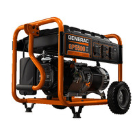 Generac GP5500 Watt Portable Generator CARB Compliant 5945