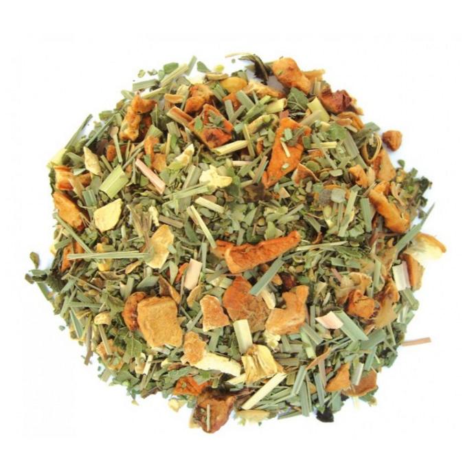 Green Tea Fruity Citrus Blast - Mountain Maus Remedies