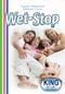 Wet-Stop waterproof hypoallergenic mattress cover King size