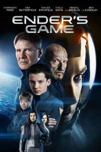 Ender's Game - UV HDX (Digital Code)
