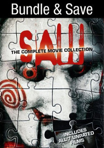 Saw: The Complete Movie Collection - UV HDX (Digital Code)