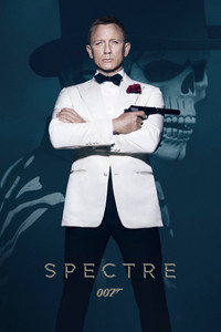 Spectre - UV HDX or iTunes HD (Digital Code)