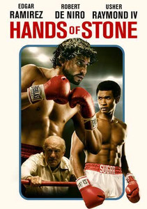 Hands of Stone - Vudu HD (Digital Code)