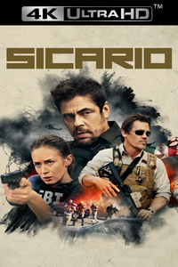 Sicario - 4K UHD (Digital Code) - Please Read Description