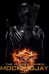 The Hunger Games: Mockingjay Part 1 - UV HDX (Digital Code)