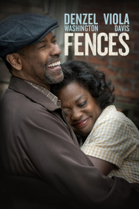 Fences - Vudu HD (Digital Code)