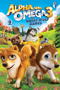 Alpha and Omega: The Great Wolf Games - Vudu SD (Digital Code)