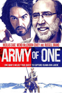 Army of One - UV HDX (Digital Code)