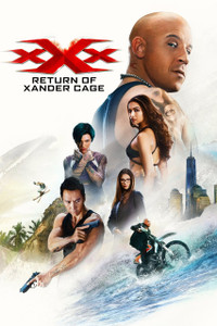 xXx: The Return of Xander Cage - UV HDX (Digital Code)