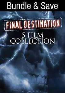Final Destination: 5 Film Collection - UV SD (Digital Code)