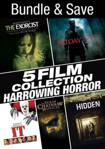 5 Film Collection: Harrowing Horror - UV SD (Digital Code)