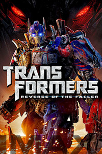 Transformers: Revenge of the Fallen - Vudu HD (Digital Code)