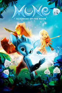 Mune: Guardian of the Moon - UV HDX (Digital Code)