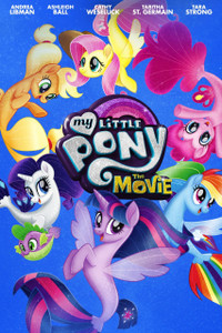 My Little Pony: The Movie - UV HDX (Digital Code)