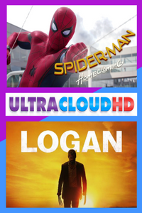 Spider-Man: Homecoming / Logan - UV HDX (Digital Code)
