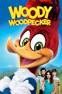 Woody Woodpecker - UV HDX or iTunes HD via MA (Digital Code)