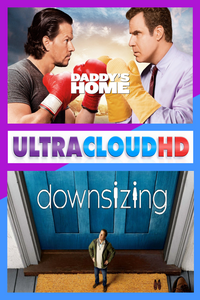 Downsizing / Daddy's Home Bundle - UV HDX (Digital Code)