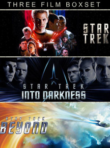 Star Trek Trilogy - UV HDX (Digital Code)