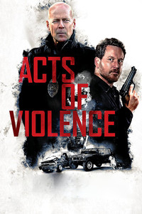 Acts of Violence - Vudu HD (Digital Code)