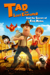 Tad The Lost Explorer And The Secret Of King Midas - UV HDX (Digital Code)