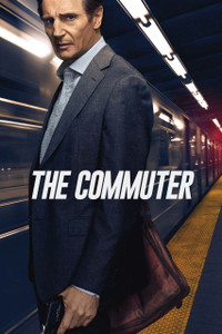 The Commuter - UV HDX or iTunes 4K (Digital Code)