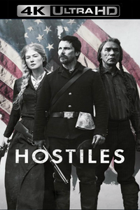 Hostiles - 4K UHD (Digital Code) - Redeems 4K at FandangoNow