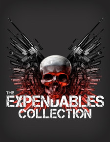 The Expendables Trilogy - UV HDX (Digital Code)