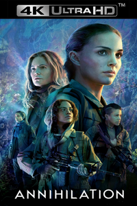 Annihilation - 4K UHD (Digital Code) - Please Read Description