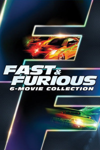 Fast And Furious: 6-Movie Collection - iTunes HD (Digital Code)
