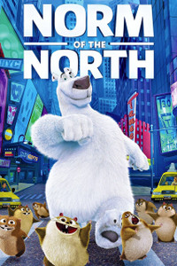 Norm of the North - UV HDX or iTunes HD via MA (Digital Code)