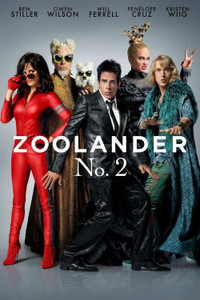 Zoolander No. 2: Magnum Edition - UV HDX (Digital Code)
