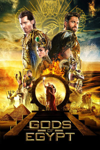 Gods of Egypt - UV HDX (Digital Code)