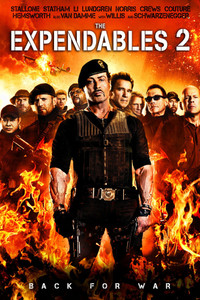 The Expendables 2 - UV HDX (Digital Code)