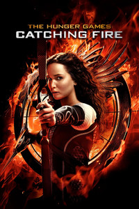 The Hunger Games: Catching Fire - Vudu HD (Digital Code)