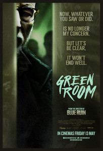 Green Room - UV HDX (Digital Code)
