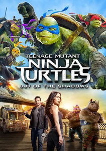 Teenage Mutant Ninja Turtles 2: Out of the Shadows - Vudu HD (Digital Code)