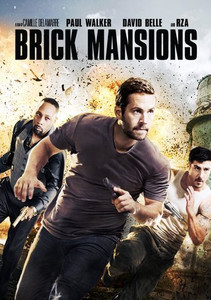 Brick Mansions - UV HDX (Digital Code)