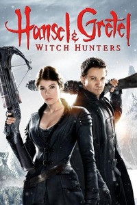 Hansel & Gretel: Witch Hunters: Unrated - UV HDX (Digital Code)