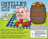 Orville's Apple Pie Bacon