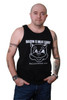 Bacon Is Meat Candy (Original Pig) Mens Tank Top - Black