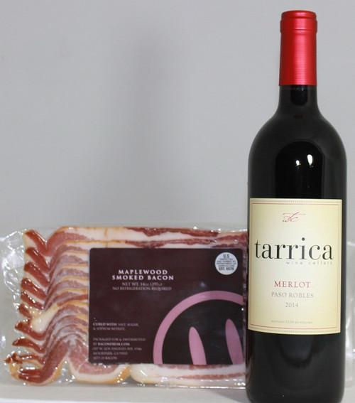 Merlot Swine & Wine Gift