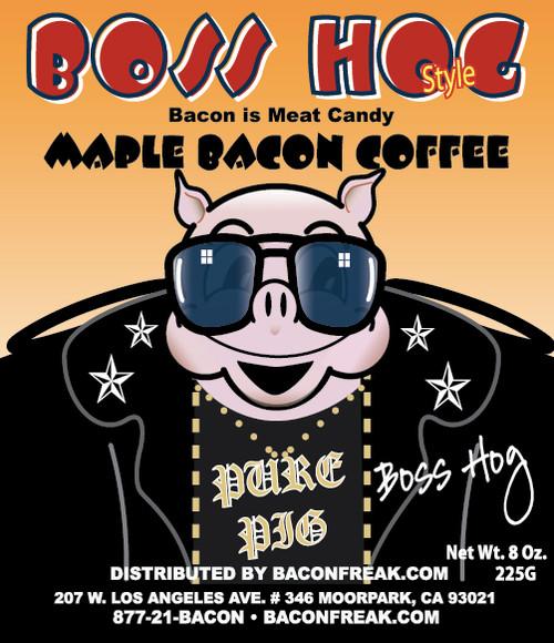 Boss Hog Maple Bacon Coffee
