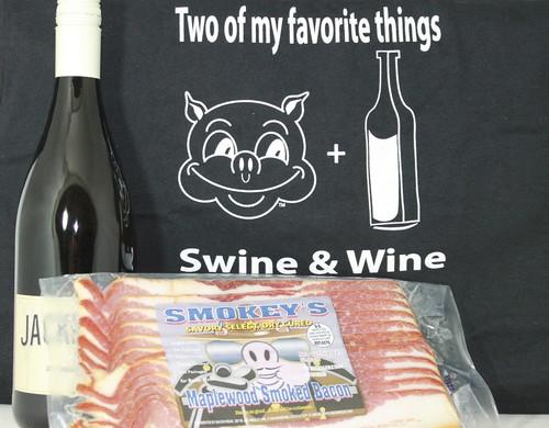 Swine and Wine Club White Wine (3 Months)