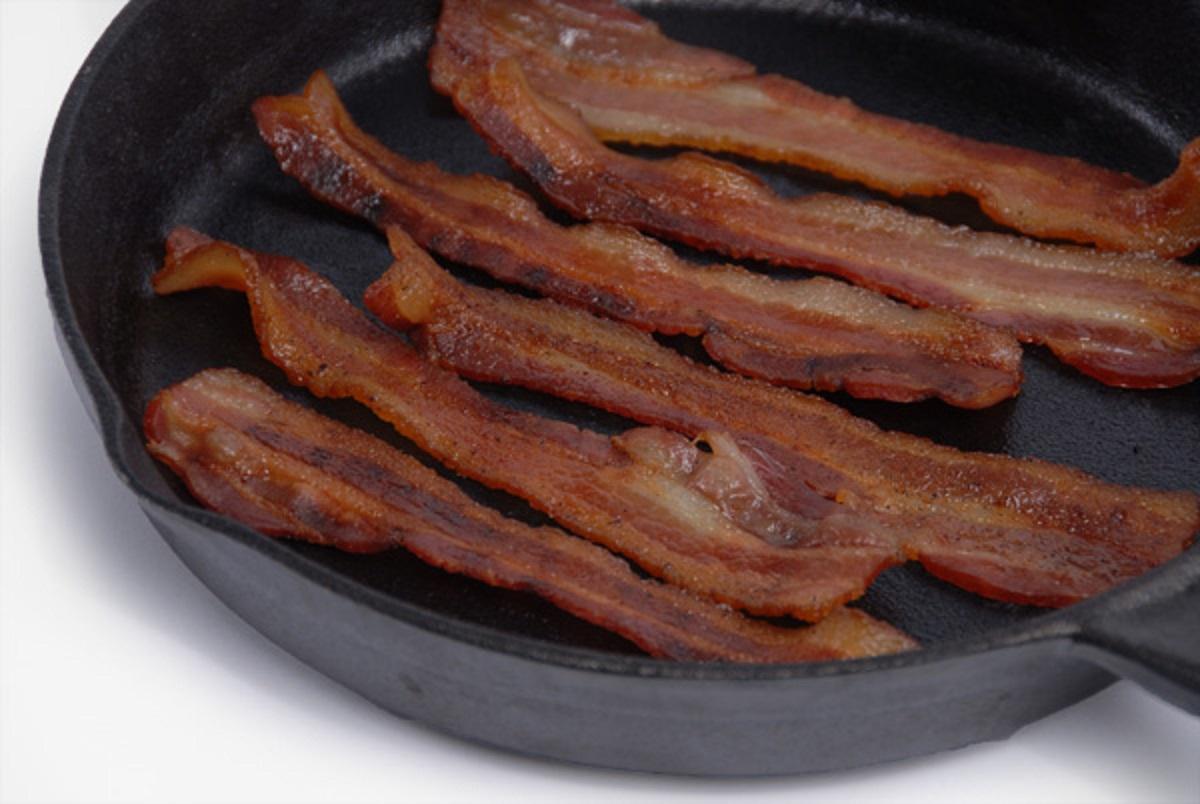 Frying Bacon