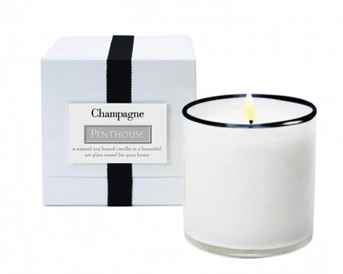 LAFCO Champagne/Penthouse House & Home Glass Candle