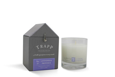 No. 25 Trapp Candles Lavender de Provence - 7oz Candle