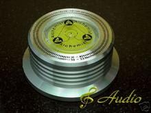 LP Record Clamp + Stroboscope Gradienter + Spirit Level