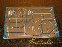 General Purpose DIY Speaker Crossover / Filter Bare PCB