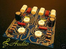 Tube PreAmp Finish PCB - Upgraded Design from Marantz 7