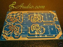 Tube PreAmp Bare PCB - Upgraded design for Cary SLP90